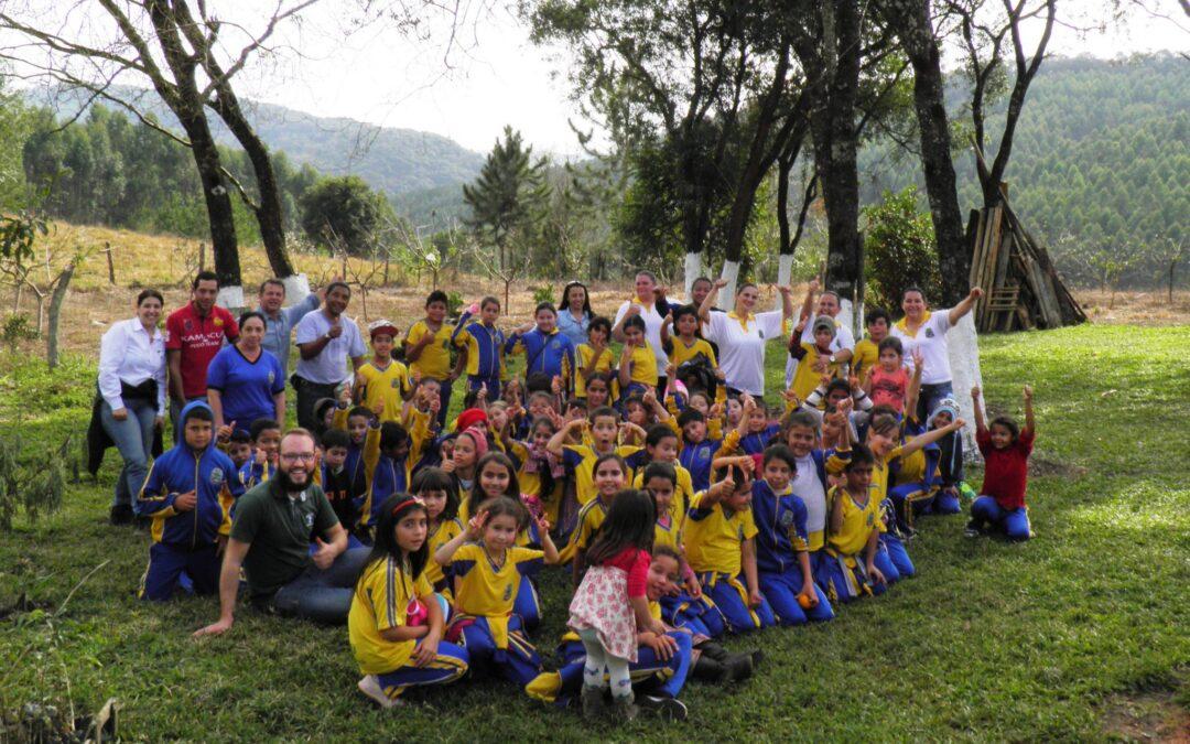 Projeto Matas Sociais promoveu oficina de Educação Ambiental em Imbaú