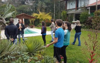 Grupo Plantando o Futuro debate ações de proteção à fauna e paisagismo