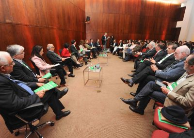 Reunião Colisão Clima, Agricultura e Floresta.