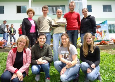 Projeto Planejamento e Capacitação em UCs.