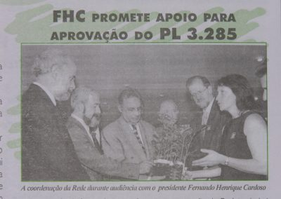 PL 3.285 | Notícia de Jornal.