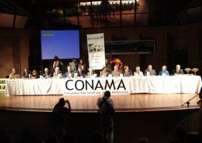 Reunião do CONAMA.