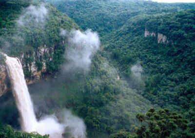 Cachoeira Caracol - foto Miriam Prochnow