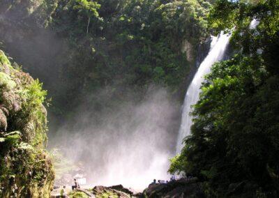 Cachoeira Dr. Pedrinho - foto Miriam Prochnow