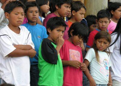Índios Guarani PR Foto Miriam Prochnow