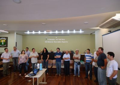 REVIS Campos de Palmas. Gestão Participativa em UCs.