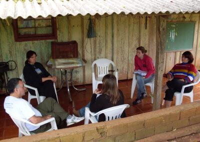 Comunidade ESEC Mata Preta. Projeto PDA.