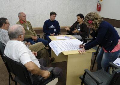 Modulo 2 da ESEC Mata Preta. Gestão Participativa em UCs.