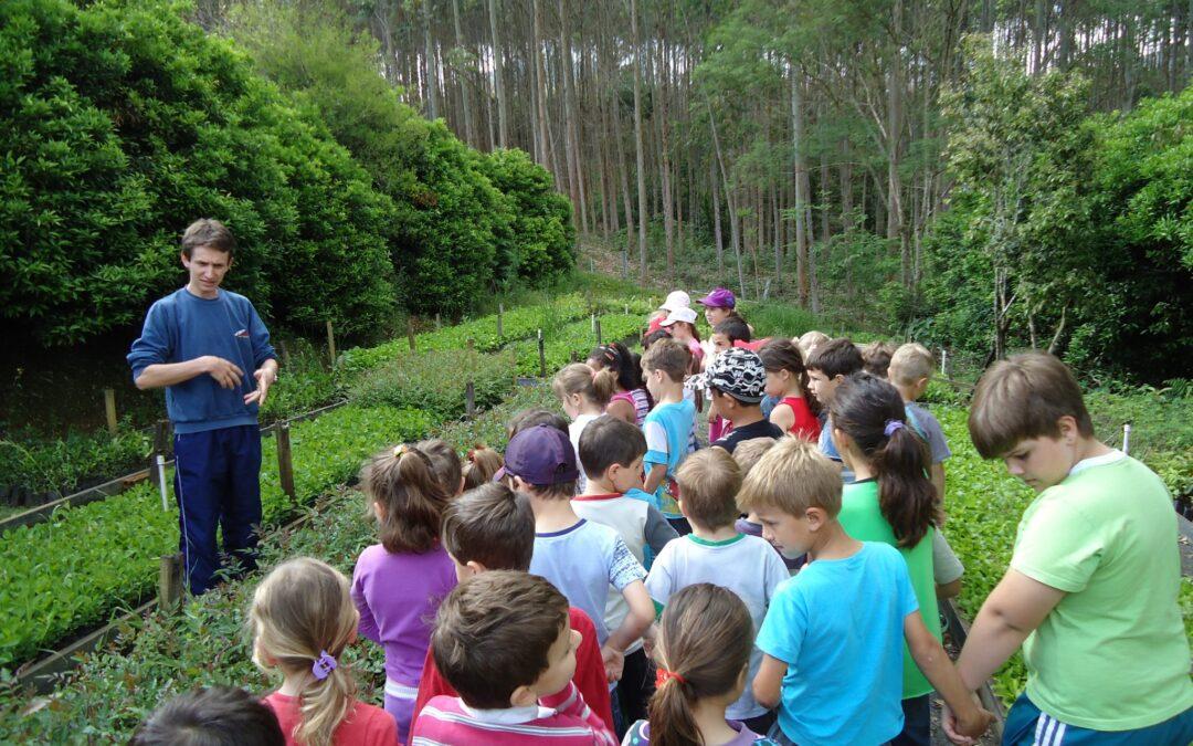 Programa Matas Legais investe em educação ambiental
