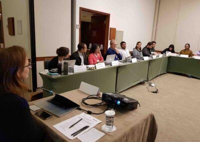 Plenária construindo ideias para novos projetos. Foto: Miriam Prochnow.