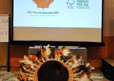 Todos atentos ao início da Assembleia Geral do FSC 2017.