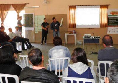 Apresentação dos participantes. Foto: Pedro Ferreira.