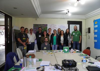 Integrantes do Grupo de Trabalho. Foto: Edilaine Dick.