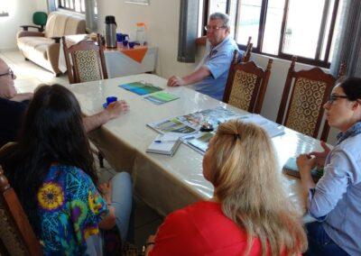Reunião com Sindicato Rural de Castro. Foto: Edilaine Dick.