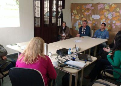 Reunião Setorial - Infraestratura, Proteção e Fiscalização.