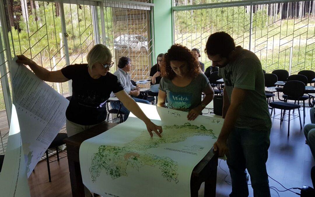 Apremavi apresenta e entrega o Plano Municipal de Conservação e Recuperação da Mata Atlântica de Lages