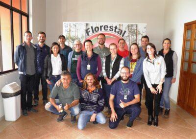 Participantes da reunião do Fórum. Foto: Arquivo Apremavi.