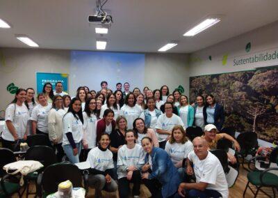 Participantes do Programa Caiubi. Foto: Arquivo Apremavi.