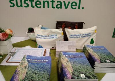 Materiais de Educação Ambiental. Foto: Arquivo Apremavi.
