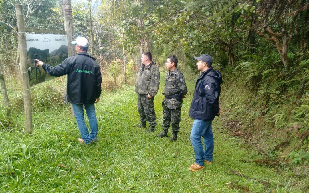 Projeto Restaura Alto Vale no Planalto Norte