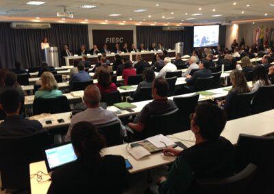 Cerimônia de entrega do 25 Prêmio Expressão de Ecologia. Foto: Arquivo Apremavi.