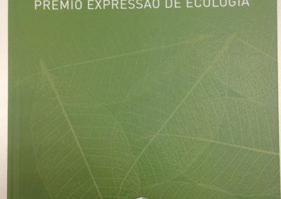 "Capa do Livro ""Trajetória Ambiental do Sul"". Foto: Arquivo Apremavi."