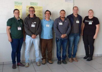 Representantes da comunidade na reunião de formação do Conselho do PN dos Campos Gerais. Foto: Acervo Apremavi/ICMBio.