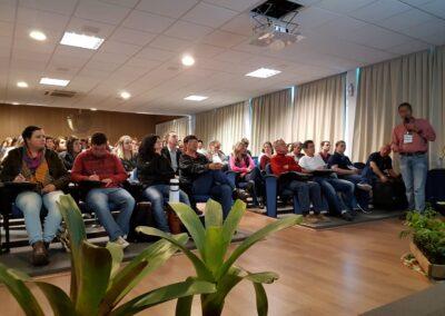 Ricardo Rodrigues falou no Seminário Restaura Alto Vale. Foto: Arquivo Apremavi.