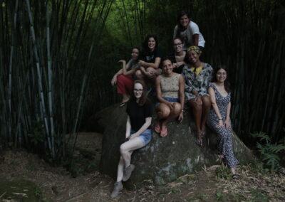O YCL tem muitas jovens mulheres super empoderadas. Foto: Gabriel Carvalho.