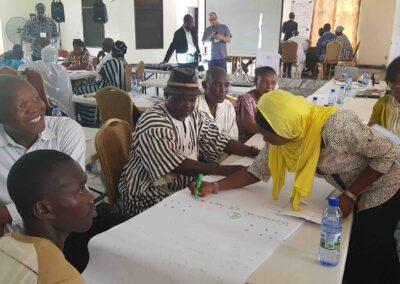 Diálogo do Uso do Solo em Gana. Foto: Arquivo Apremavi.