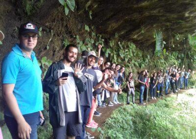Alunos do IFSC visitam Apremavi. Foto: Arquivo Apremavi.