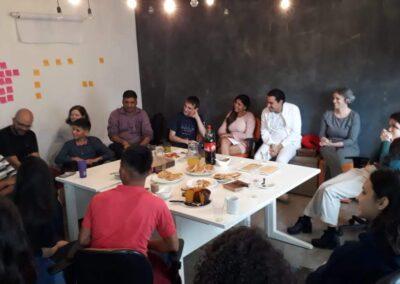 Encontro da Rede de Jovens Transformadores da Ashoka. Foto: Ashoka.