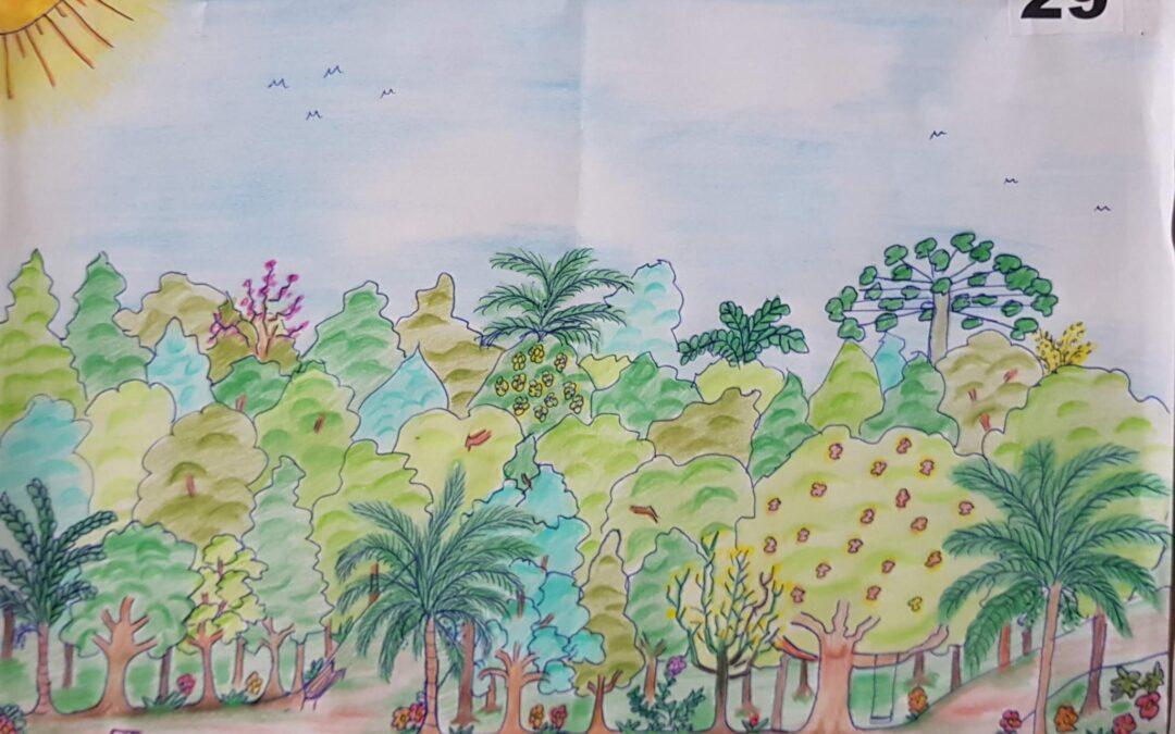 Bosque de Heidelberg em Atalanta completa 20 anos