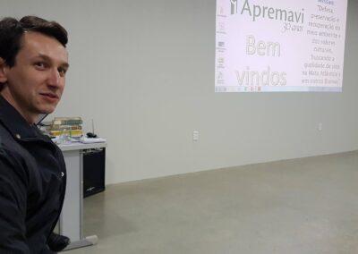 Edinho P. Schaffer, novo presidente eleito. Foto: Arquivo Apremavi.
