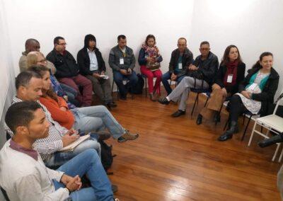 Reunião do grupo de trabalho durante a Semana FSC-Brasil. Foto: Arquivo FSC-Brasil.