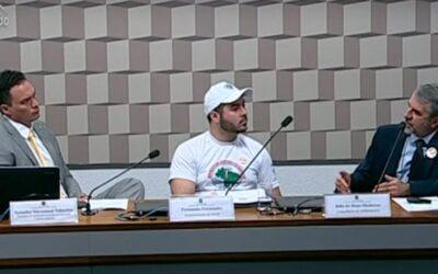 Apremavi participa de audiência sobre instituição do Dia Nacional de Segurança de Barragens