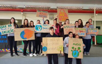 Mobilização Global pelo Clima é um chamado para toda a sociedade