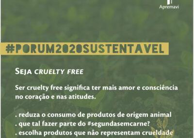 Resoluções 2020 | Seja cruelty free!