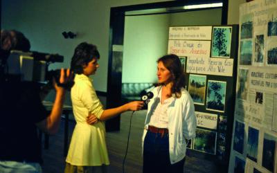 Projeto Ambientalistas do Sul entrevista Miriam Prochnow, conselheira da Apremavi
