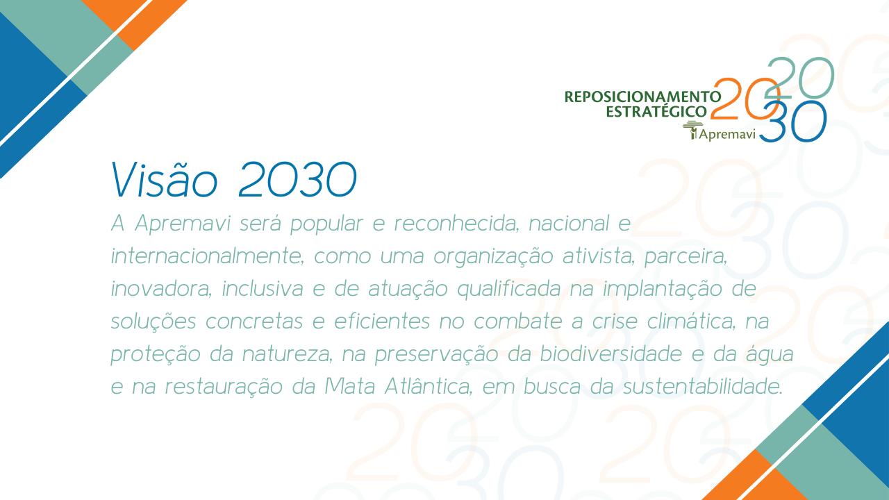 Visão 2030 da Apremavi