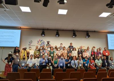 Membros do Comitê Sul-Americano da IUCN. Foto: Comitê Brasileiro da IUCN.